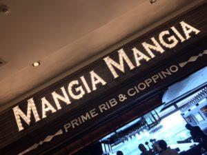 MANGIA MANGIA ランドマークタワー店  リニューアルOPEN!